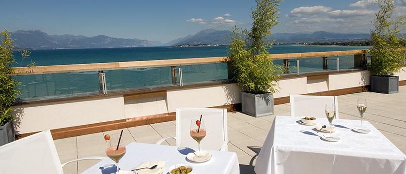 Hotel Acquaviva, Desenzano, Lake Garda, Italy - Terrace.jpg